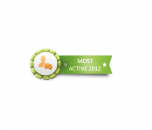 2012 most active wot user