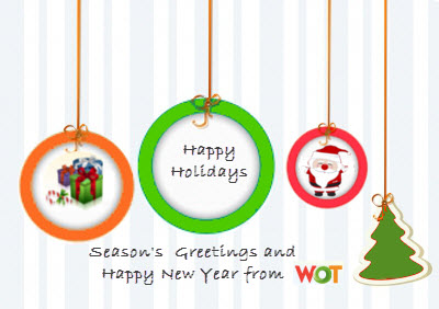 Web of Trust wishes you Merry Christmas