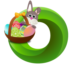 Happy easter from mywot