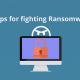 Tips against ransomware
