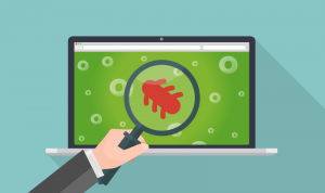 what to do first when you find malware