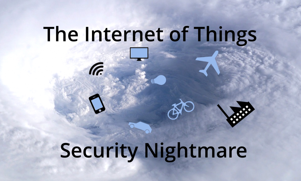 IoT security concerns for early adopters