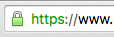 secure browsing on https websites