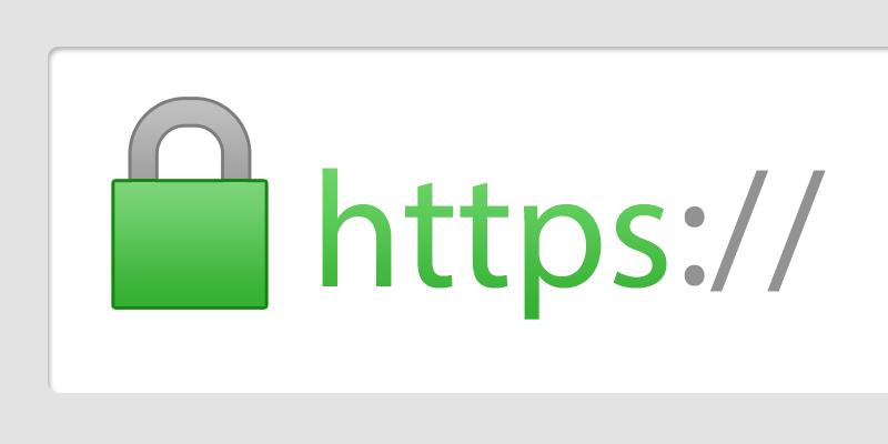 HTTPS secure url