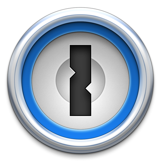 1password manager icon for mac