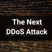 When will the next major ddos attack be