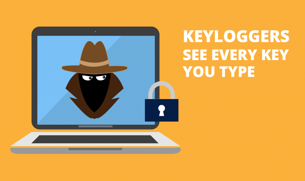 How to stop keyloggers