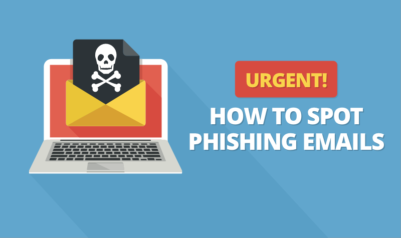 How to recognize phishing