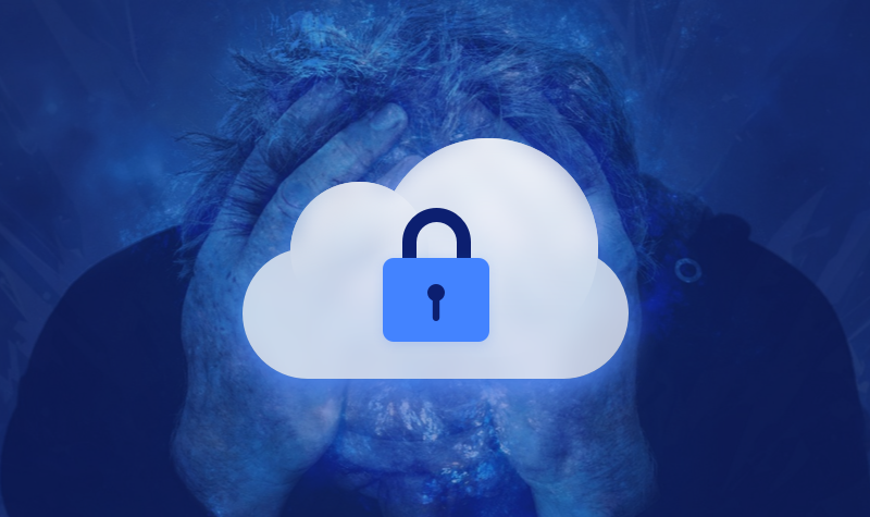 steps secure files in the cloud