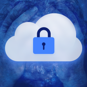 Make files on cloud secure