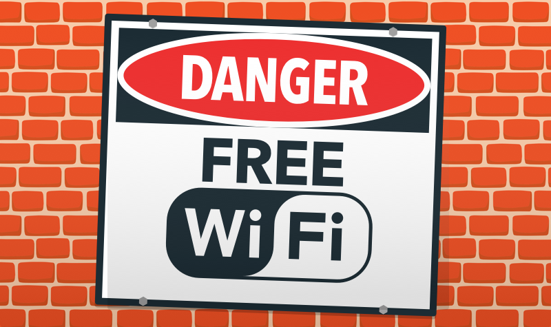 How to stay safe on free public WiFi