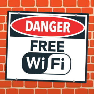 Stay safe on free public WiFi