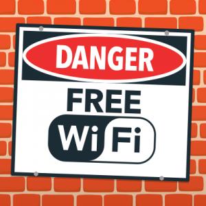 Stay safe on free public WiFi