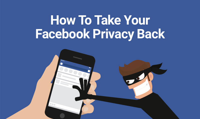 How to make your facebook profile private