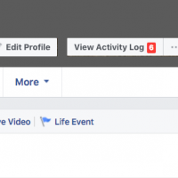 See how your facebook profile looks to others
