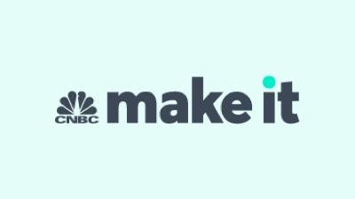 cnbc Make It logo