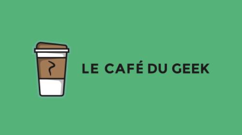 La cofe du geek